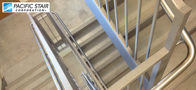 Pre-Engineered Steel Stair Systems