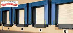 Upward-Acting Commercial Sectional Door Systems
