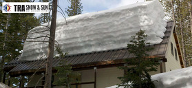 Roofing: Snow Retention Systems