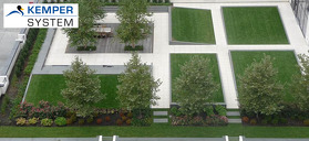 Blue, White, and Green Roof Benefits