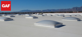 Thermoplastic Single-Ply Roofing Systems for Low-Slope Roofs