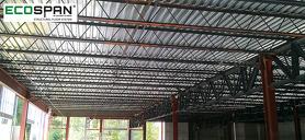 Open-Web Composite Steel Joist Floor Systems