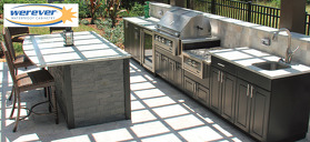 Sustainable Waterproof Cabinetry