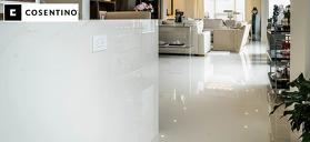 Flooring: Ultracompact Surfacing