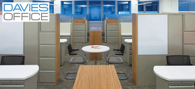 Post-COVID-19 Office Furniture Solutions