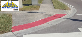 Designing Detectable Warning Surfaces to Meet ADA Accessibility Guidelines