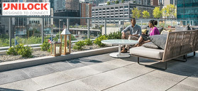 Outdoor Amenity Space Surfacing Materials and Systems