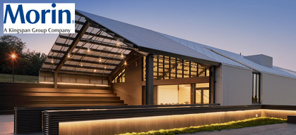 Natural Metal Roof/Wall Systems