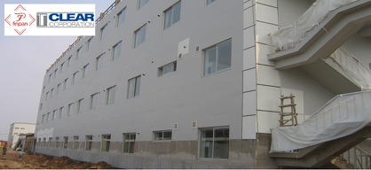 Concrete Faced Continuous Insulation Systems