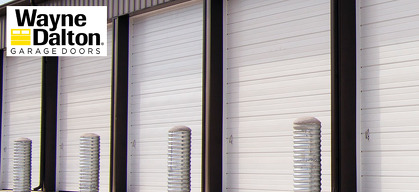Commercial Sectional Door Systems