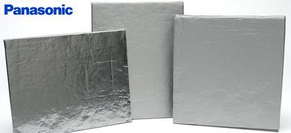 Vacuum Insulation Panels (VIPs)