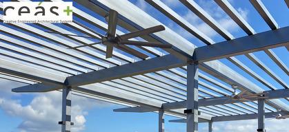 Open Air Steel Structures