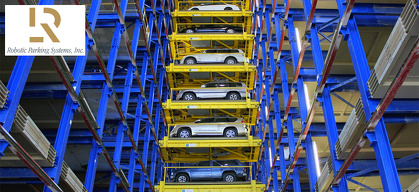Automated Robotic Parking